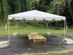 Rental store for 10  X 10  WHITE FRAME CANOPY in Johnson City TN