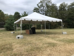 Rental store for 20 x 20 WHITE FRAME CANOPIES in Johnson City TN