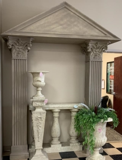 Rental store for MARBLE COLUMN ORNATE 7FT TALL in Johnson City TN