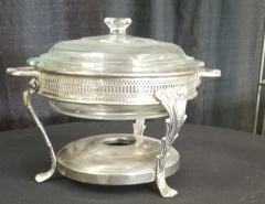 Rental store for SILVER CHAFER SMALL   1.5QT in Johnson City TN