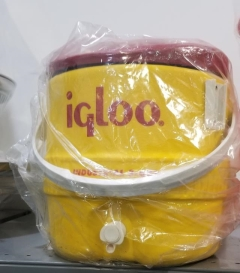 Rental store for IGLOO COOLER RED   YELLOW   3 GAL in Johnson City TN