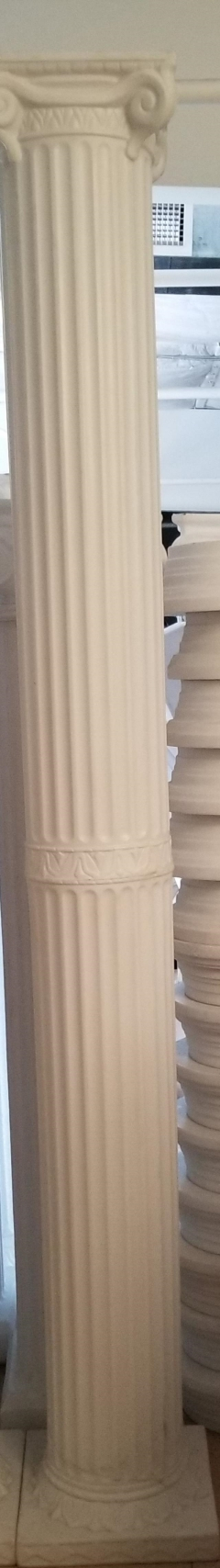 Rental store for MARBLE COLUMN 10FT TALL 2 COLUMNS TOGE in Johnson City TN
