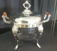 Rental store for ORNATE ROUND CHAFER   6QT in Johnson City TN