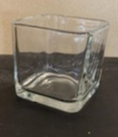 Rental store for SQUARE VASE   EX SMAL   3.5  X 3.5 in Johnson City TN