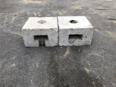 Rental store for CONCRETE WEIGHTS FOR TENTS in Johnson City TN