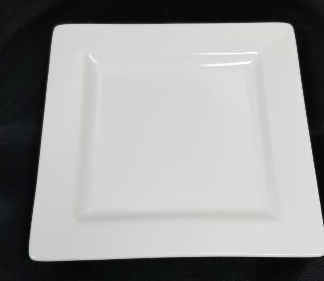 Where to find SQUARE WHITE DINNER PLATE in Johnson City