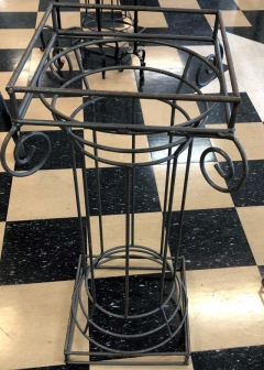 Rental store for GUN METAL PLANT STAND 3  TALL in Johnson City TN