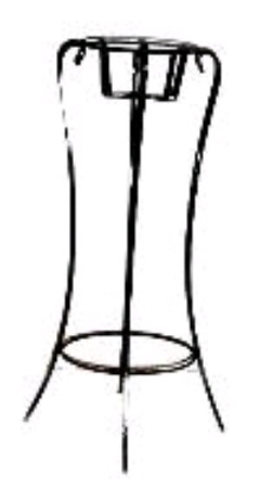 Rental store for WROUGHT IRON PLANT STAND 36  TALL in Johnson City TN