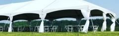 Rental store for 7  LEG DRAPE FOR CANOPY in Johnson City TN