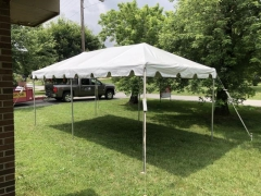 Rental store for 10  X 20  WHITE FRAME CANOPY in Johnson City TN